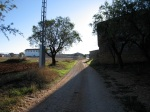 Paisajes de Casas de Guijarro - Nov 2007