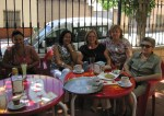 Las Mujeres de Casas de Guijarro 27 Julio 2012