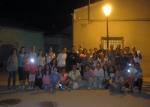 Paseo nocturno a la piscina de Pozoamargo